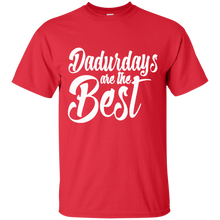 Load image into Gallery viewer, Father's Day Gift - DADURDAYS are the Best - Mens T Shirt