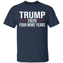 Load image into Gallery viewer, Trump 4 More Years 2020 Apparel