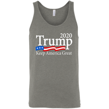 Load image into Gallery viewer, Trump Mens Tank Top - 2020 Keep America Great Mens Tank Tops