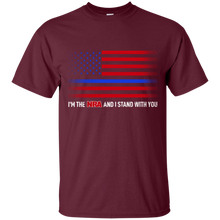 Load image into Gallery viewer, NRA T-shirt for Men - I'm the NRA and I Stand With You