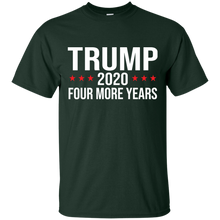 Load image into Gallery viewer, Trump Four More Years Mens Shirt