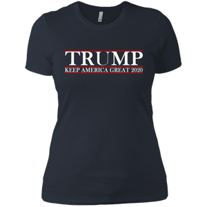 Trump Keep America Great 2020 Shirt for Women and Hat + Free Trump Paracord Bracelet Combo Deal