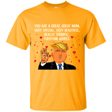 Load image into Gallery viewer, Trump Gifts - Mothers Day Shirt