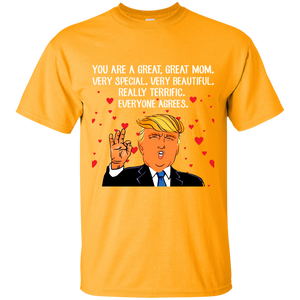 Trump Gifts - Mothers Day Shirt