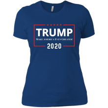 Load image into Gallery viewer, Trump Make America Great 2020 WomenBoyfriend T-Shirt
