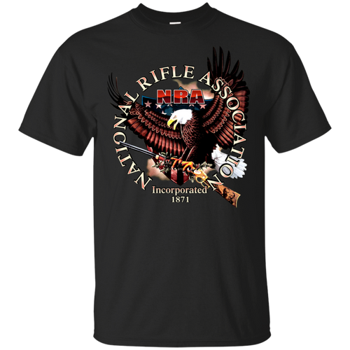 National Rifle Association - NRA Mens Shirt