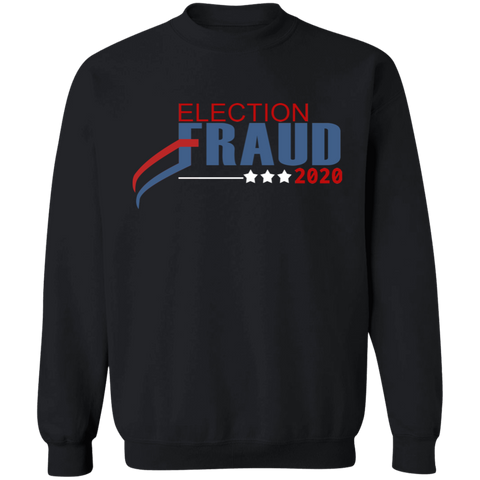 Election Fraud 2020 Apparel