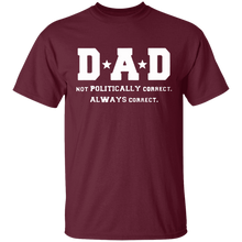 Load image into Gallery viewer, Father's Day Gift - DAD Always Correct