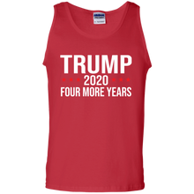 Load image into Gallery viewer, Trump 4 More Years 2020 Hoodie/Tank Top Mens