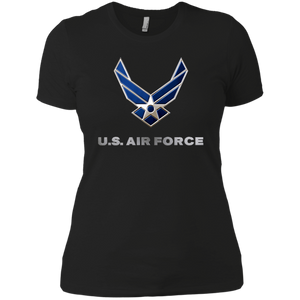 US Airforce Ladies Boyfriend T-Shirt
