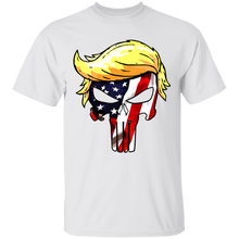 Load image into Gallery viewer, Trump Punisher American Flag
