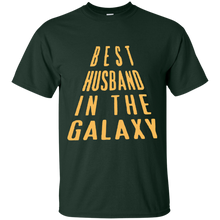 Load image into Gallery viewer, Father's Day Gift - Best Dad In The Galaxy - Mens T Shirt