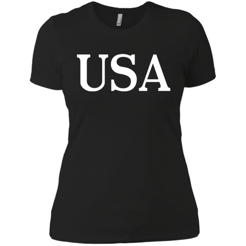 USA Boyfriend T-Shirt