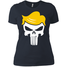 Load image into Gallery viewer, Trump Punisher Boyfriend T-Shirt