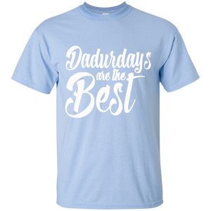 Father's Day Gift - DADURDAYS are the Best - Mens T Shirt