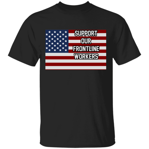 Support our Frontline Workers Apparel