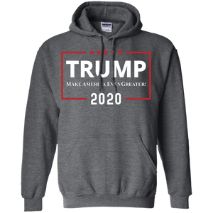 Trump Make America Even Greater Hoodie
