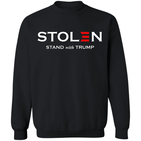 Stolen Election Stand with Trump