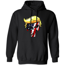 Load image into Gallery viewer, Trump Punisher Full-Color American Flag - Apparel
