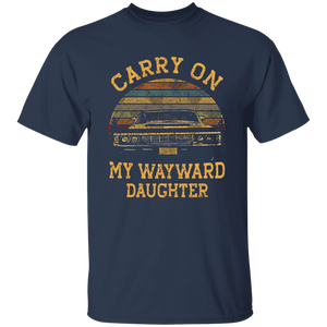Carry On My Wayward Daughter Apparel