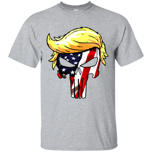 Trump Punisher Mens Tee