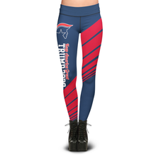 Load image into Gallery viewer, Pre-Release Limited Edition Trump 2020 KAG - Leggings - USA Colorway + Trump 2020 Red Flag Bill Hat