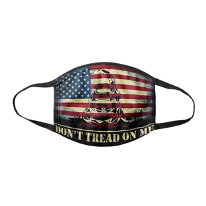 It's My Gun Permit Flag - Dont Tread on Me Flag - This Will Defend the 2A Flag - Face Cover Bundle