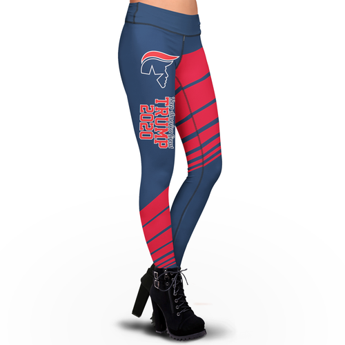 Pre-Release Limited Edition Trump KAG 2020 - Leggings - USA Colorway