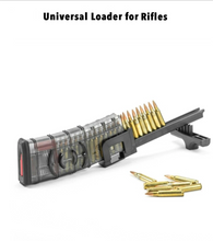 Load image into Gallery viewer, Tactical Universal Speed Loader for Rifle Magazine