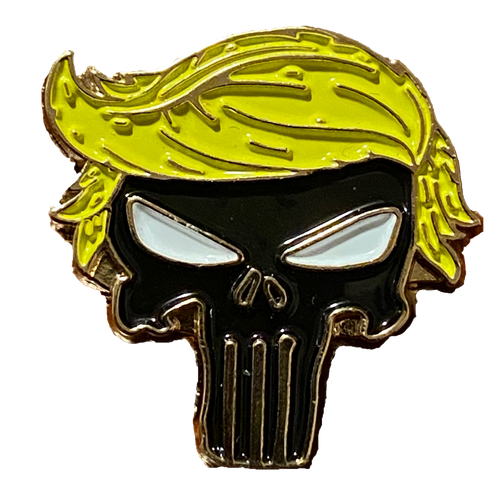 10% UP TO 30% OFF EACH BUNDLE - Trump Punisher Pin Bundle