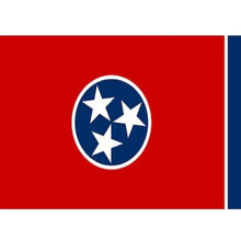 Load image into Gallery viewer, Tennessee TN State Flag - Outdoor Flag