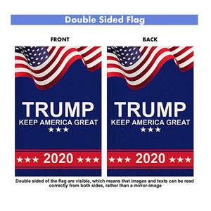 Trump Flags - Trump 2020 Banner - Trump 2020 Yard Flag