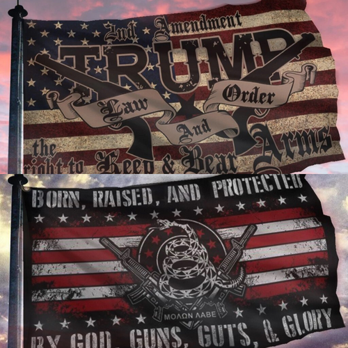 2nd Amendment - Defend the Second Bundle 3 - Buy 1 Get 1 Free