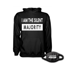 Load image into Gallery viewer, I Am The Silent Majority - Apparel Mask Bundle