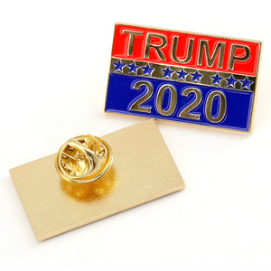Trump 2020 Keep America Great Hat w/ Trump 2020 Pin and Keep America great Flag