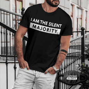 I Am The Silent Majority - Apparel Mask Bundle