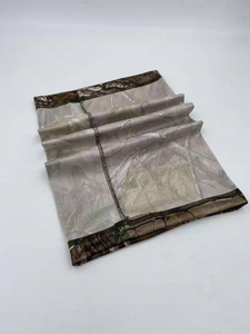 Camouflage Neck Gaiter for Men and Women + Donald Trump 2020 Keep America Great Camo Hat Bundle