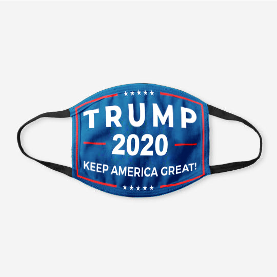 Trump 2020 Keep America Great Face Cover