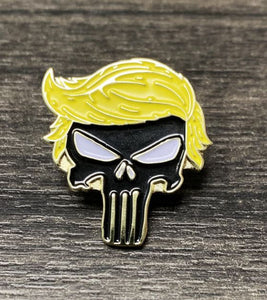 Trump Punisher Pin - Trump Punisher Bundle Up to 30% OFF EACH BUNDLE