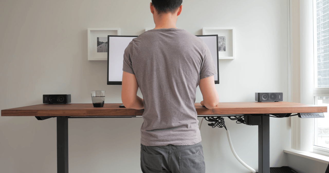 POSTURE Programmable Sit/Stand Desk
