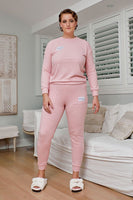 Comfort Queen - Top and Pant Separates - Hubba Bubba, Monica The Label, women's plus size loungewear