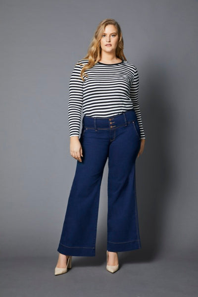 BELLA, Embody Women, Embody Denim, women's plus size jeans