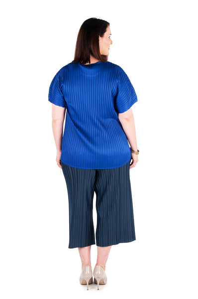 CAPRI PANTS DEEP WATER,,