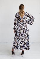 Jasmine Dress in Cosmos Print,,