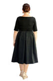 CAMILLA JAYNE BLACK DRESS,,