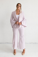Orchid Jacket in Ice Orchid colour