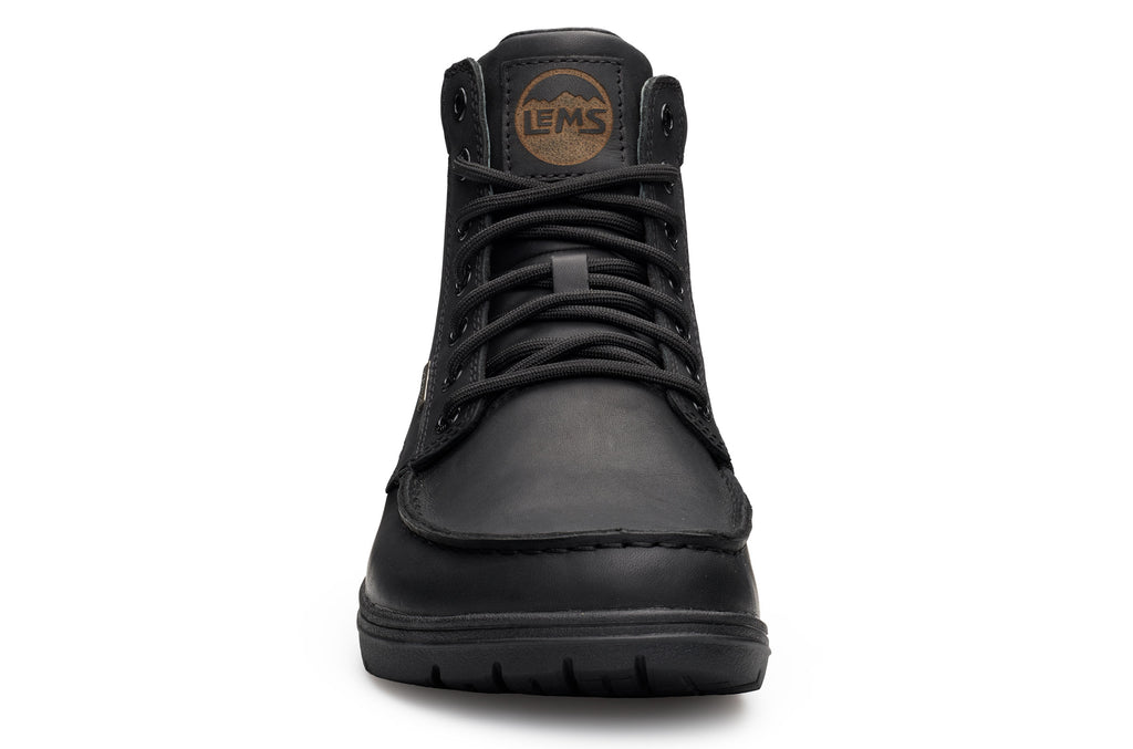 Men's Lems Boulder Boot Waterproof Shadow