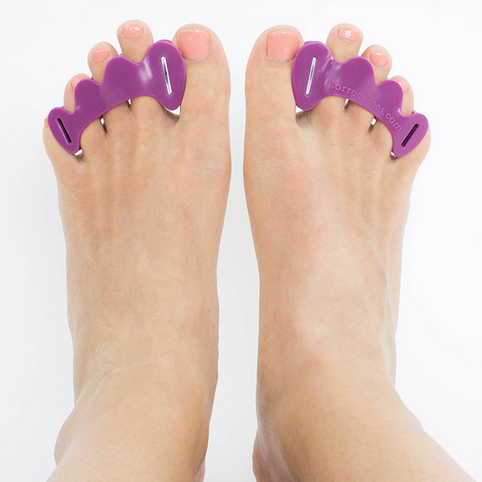 Correct Toes | Plum
