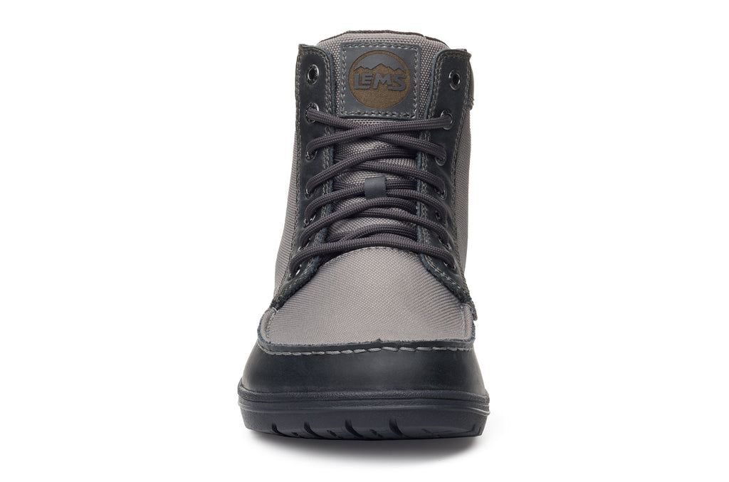 Men's Lems Boulder Boot Nylon Smoke