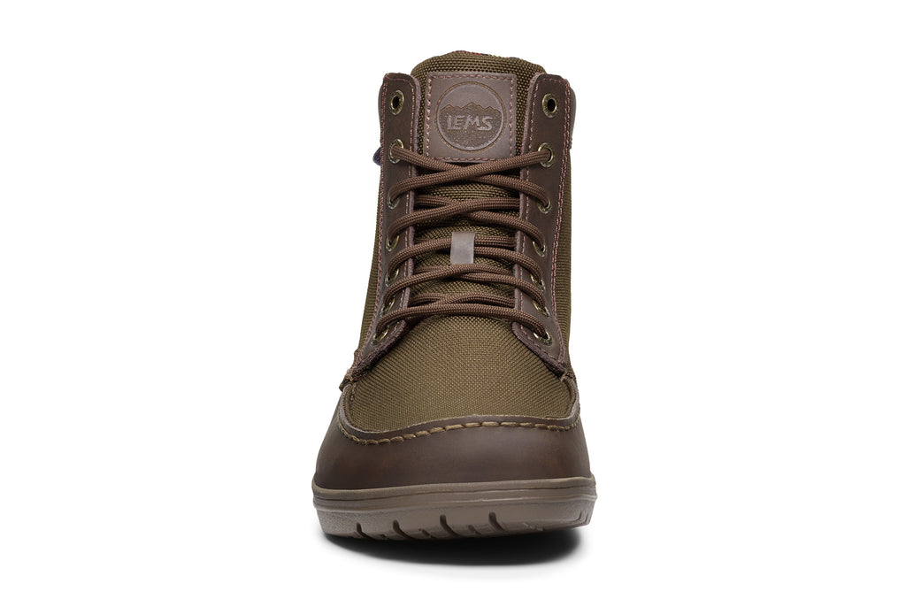 Men's Lems Boulder Boot Nylon Timber